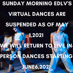 EDLV goes live June 6th